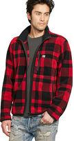 Denim & Supply Ralph Lauren Plaid Fleece Jacket