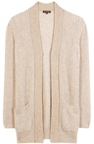 Loro Piana Hungtington Cashmere And Silk Cardigan