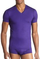 DSQUARED2 Slim Fit Jersey V-Neck Tee