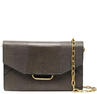Isabel Marant Snake-Effect Crossbody Bag