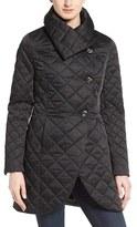 T Tahari Women's Tahari Diamond Quilt Jacket