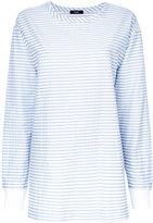 Bassike striped sweatshirt