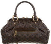Marc Jacobs Leather Stam Bag