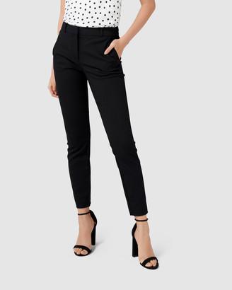 Forever New Petite Mindy Petite 7/8 Slim Pants