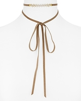 Nadri Marquise Wrap Choker Necklace, 60