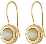 Eddie Borgo Gemstone Cone Drop Earrings