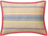 Ralph Lauren Cayden Striped Throw Pillow