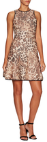 ABS by Allen Schwartz Printed Fit And Flare Dress