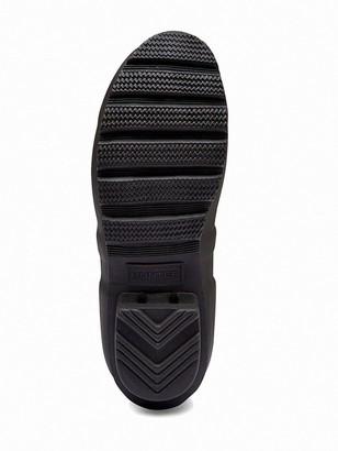 Hunter Original Back Adjustable Welly Boots - Black