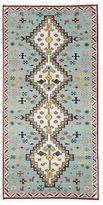 "Ecarpetgallery Royal Kazak Hand-Knotted Wool Rug (4'1"" x 9'9"")"