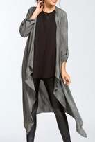 Cherish High Low Duster Cardigan