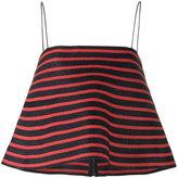 Rosie Assoulin Brim cami top - women - Cotton/Viscose - 4