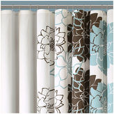 JCPenney Farrah Flrins Madison Park Farrah Floral Shower Curtain