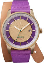 Triwa Women's Women's Niben Leather Strap Watch