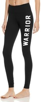 Spiritual Gangster Warrior Leggings