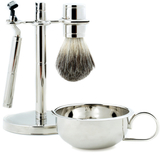 Bey-Berk Mach 3 Shaving Set