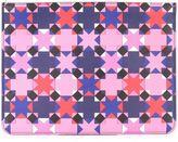 Emilio Pucci large geometric print clutch