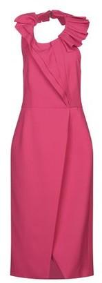 Capucci 3/4 length dress