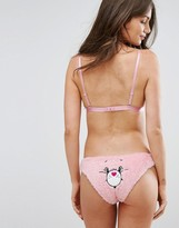 Undiz Bisouniz Care Bear Brief