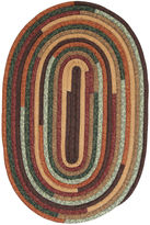 Colonial Mills Garden Grove Reversible Braided Oval Rug