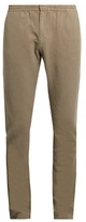 Sunspel Elasticated Waist Slim-fit Trousers
