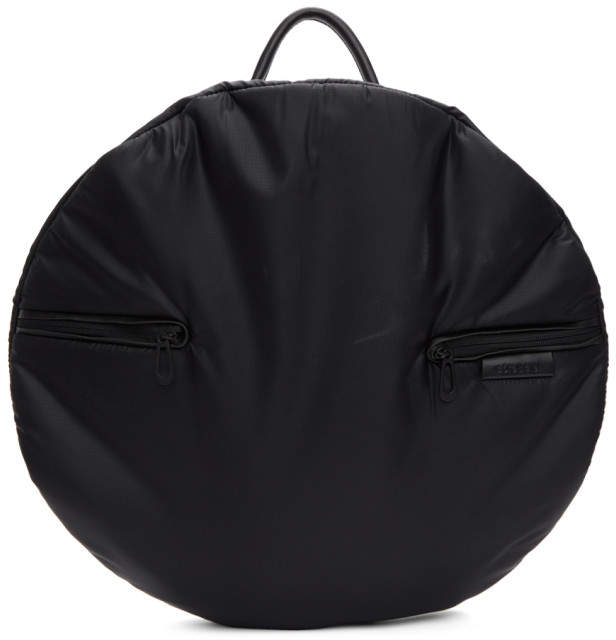 Côte and Ciel Black Mimas Moselle Backpack