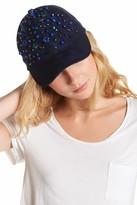 Natasha Accessories Jeweled Baseball Cap