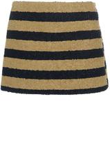 Sonia Rykiel Striped Tweed Skirt