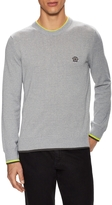 Kenzo Men's Cotton Crewneck Sweater