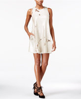 Rachel Roy Sequined Shift Dress