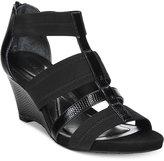Alfani Women's Mavenn Wedge Gladiator Sandals, Only at Macy's