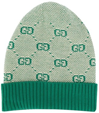 Gucci Kids knitted GG beanie