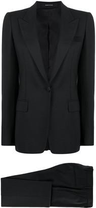 Tagliatore Single-Breasted Slim Suit