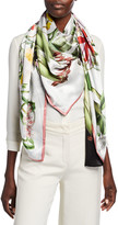 St. Piece Kirsten Double Sided Silk Scarf