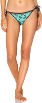 Nanette Lepore Vamp Side Tie bottom
