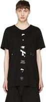 Julius Black 'Downwards' T-Shirt