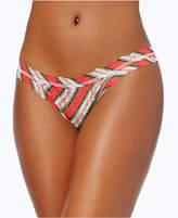 Hanky Panky It's a Wrap Sheer Lace Bikini 6L2106