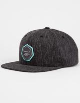 VISSLA Established Mens Snapback Hat
