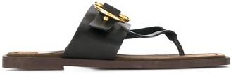 Stella McCartney D-ring sandals