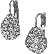 The Sak Pave Scoop Drop Earrings