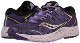 Saucony Guide ISO 2 TR (Purple) Women's Shoes
