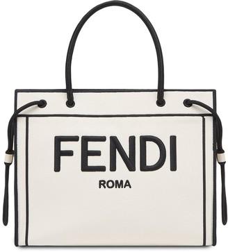 Fendi medium Roma shopper bag
