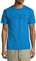 Vans Short Sleeve Blu Faint Tee