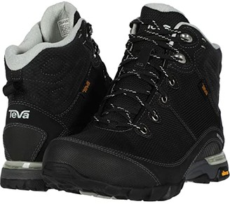 Teva Sugarpine Mid Waterproof (Black) Women's Shoes