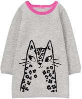 Gymboree Leopard Sweater Dress