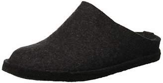 Haflinger Unisex Adult Flair Soft Slippers - Gray (Graphite 77), 46