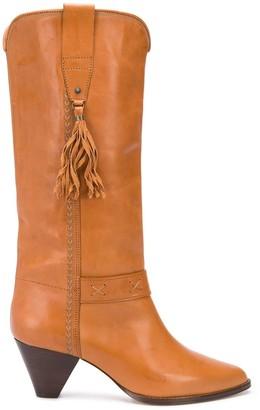 Isabel Marant Dulma cone-heel boots