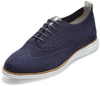 Cole Haan Original Grand Stitchlite Oxford Sneakers, Blue