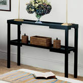 OKA Kyoto Narrow Console Table, Wood