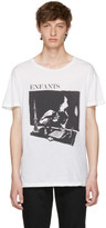 Enfants Riches Deprimes White live In Berlin T-shirt